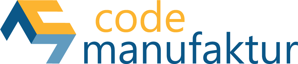 codemanufaktur GmbH Logo