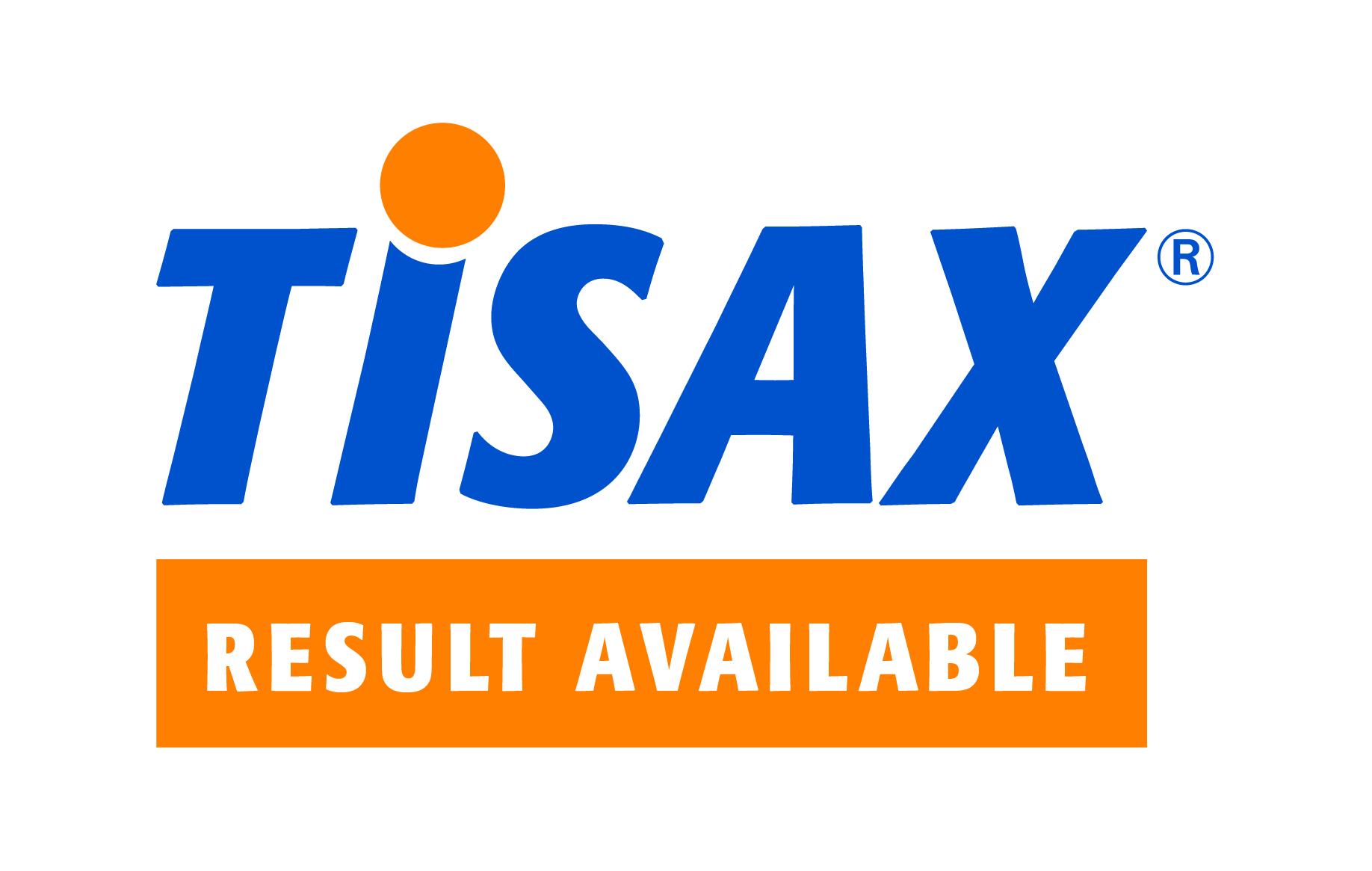 TISAX zertifiziert