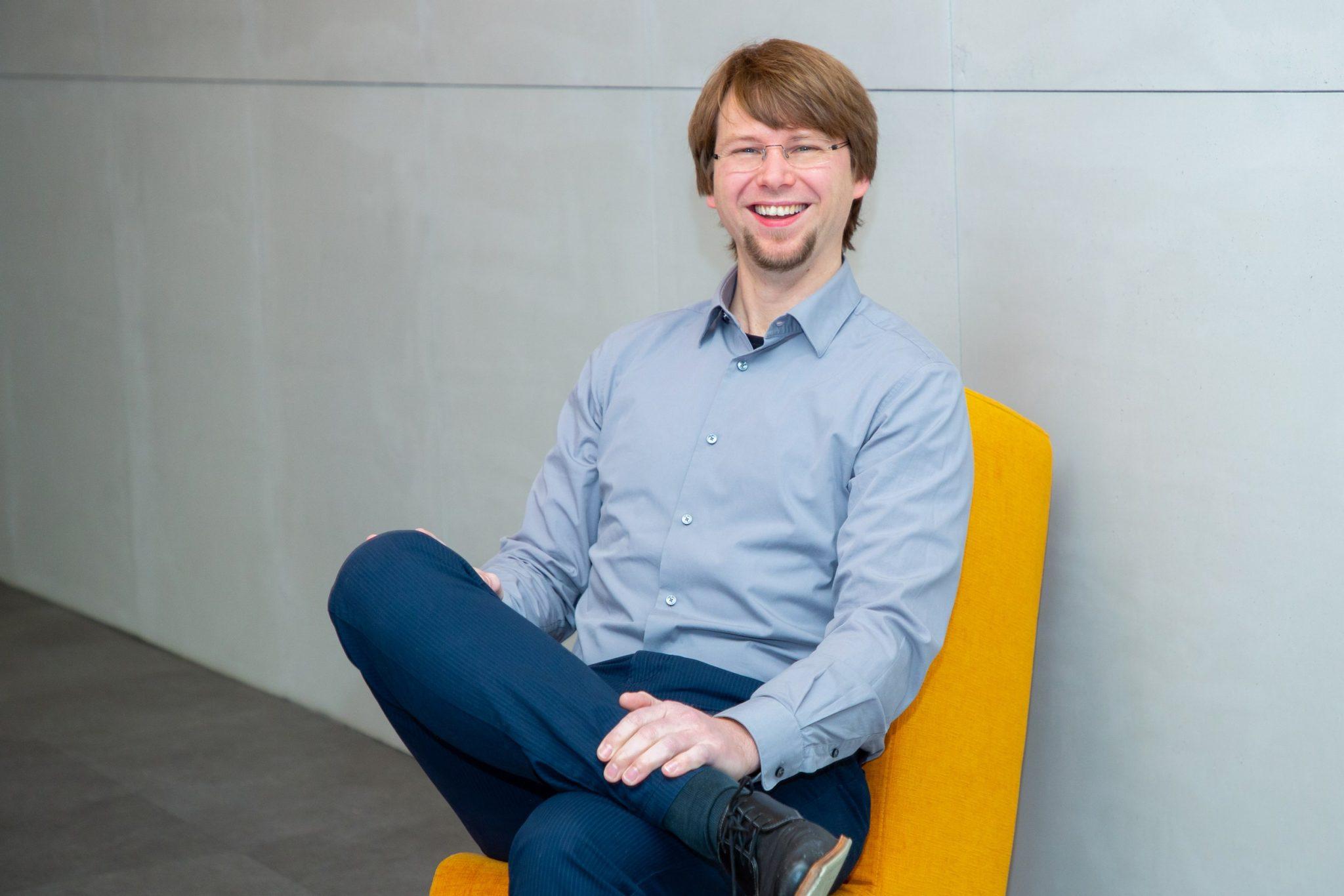 Dr. Klaus Geyer